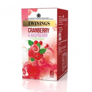Twinings Cranberry & Raspberry Infusion